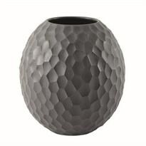 ASA Selection vázaCarve 16 cm tmavě šedá