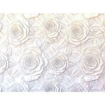 Fototapeta XXL 3D Roses 360 x 270 cm, 4 części