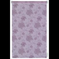 Roleta easyfix Výšivka růžová, 68 x 215 cm