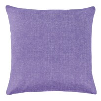 Polštářek Rita UNI fialová, 40 x 40 cm
