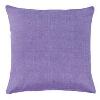 Rita UNI kispárna lila színű, 40 x 40 cm