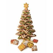 Tescoma Súprava formičiek vianočný stromček