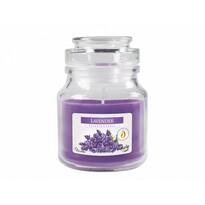 Vonná svíčka ve skle Levandule, 120 g