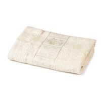 4Home Ręcznik Bamboo Premium kremowy   , 50 x 100 cm