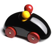 Samochód Streamliner Rally 13,5 cm czarny