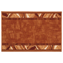 Chodnik dywanowy Corrido terakota, 80 x 200 cm