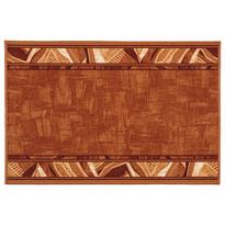 Chodnik dywanowy Corrido terakota, 67 x 100 cm