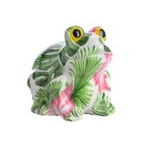 Dekoračná žaba Tropical, 15 cm