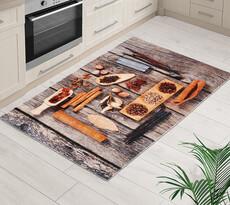 Kusový koberec Grécky stôl 3D, 80 x 120 cm