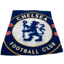 Fleecová deka FC Chelsea, 150 x 125 cm