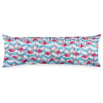 Față de pernă 4Home Flamingo Soțul  de rezervă, 50 x 150 cm