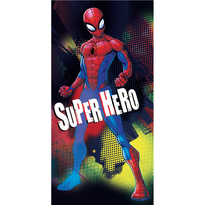 Osuška Spiderman Hero, 70 x 140 cm