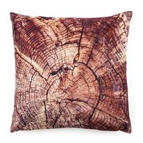 Powłoczka na jasiek Wood, 45 x 45 cm