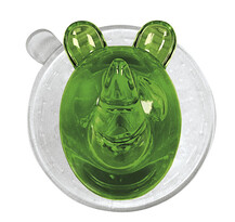 Háček Crazy Hooks Ricco Rhino zelená
