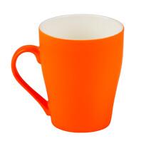 Florina Neonóvý hrnček 300 ml, oranžová