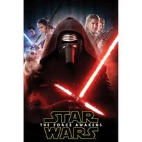 Pătură copii Star Wars The Force Awakens, 100 x 150 cm