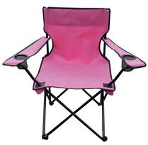 Rybářská židle Oxford růžová