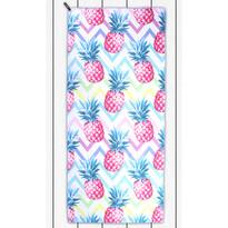 DecoKing Ręcznik kąpielowy Pineapple, 80 x 180 cm