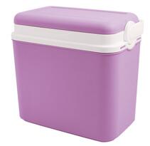 Chladiaci box plast 10 l, fialová