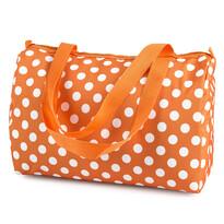 Chladicí taška puntík 20 l, oranžová