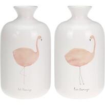 Set 2 vaze Flamingo 20 cm