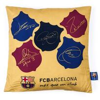Vankúšik FC Barcelona 03, 40 x 40 cm
