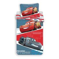 Dětské povlečení Cars 95 grey, 140 x 200, 70 x 90 cm