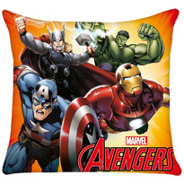 Avengers kispárna, 40 x 40 cm