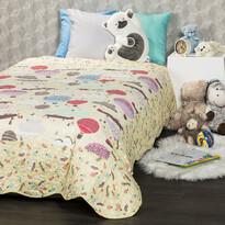 Cuvertură de pat pentru copii 4Home Balloon, 140 x 200 cm