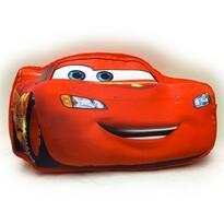 Tvarovaný vankúšik Cars McQueen, 34 x 20 cm
