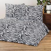 Bavlněné povlečení Zebra