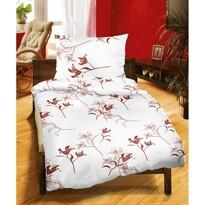 Bavlnené obliečky Lila, 140 x 200 cm, 70 x 90 cm