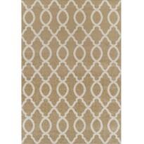 Kusový koberec Nala béžová, 150 x 100 cm