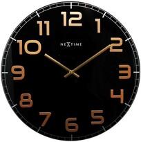 Nextime Classy Large 3105bc nástenné hodiny