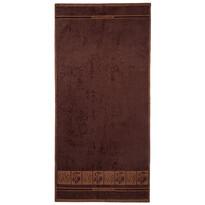 4Home törölköző Bamboo Premium barna, 50 x 100 cm