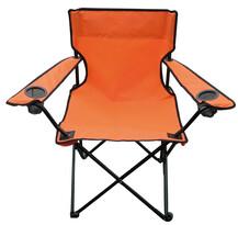 Rybárská stolička Oxford oranžová