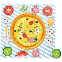 Puzzle Bino Pizza