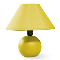 Rabalux lampa stołowa Ariel 4905, żółta