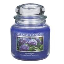 Village Candle Świeczka zapachowa Hortensja - Hydrangea, 397 g