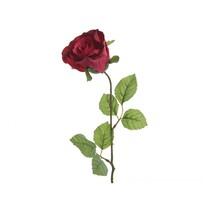 Floare artificială roşie, 45 cm