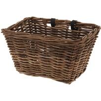 Wiklinowy koszyk na rower, 39 x 28 cm
