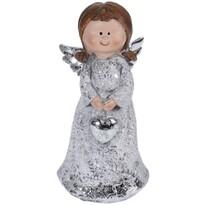 Vianočný anjel Sára, 15,5 cm