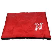Matrace Staford červeno-černá, 120 x 100 x 10 cm