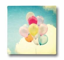 Butter Kings Obraz na plátně Balloons in The Sky