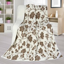 Vlnená deka Európske merino DUO Tapia, 155 x 200 cm