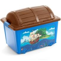 KIS Dekorační úložný box W Box Toy Pirate, 50 l