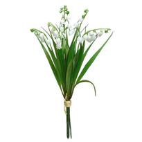 Umelá kvetina zväzok Konvaliniek, 30 cm