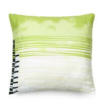 Obliečka na vankúš bavlnený satén Maxim green, 40 x 40 cm