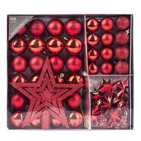 Vianočný set Luxury červená
