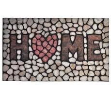 Vonkajšia rohožka Home Stone, 46 x 76 cm